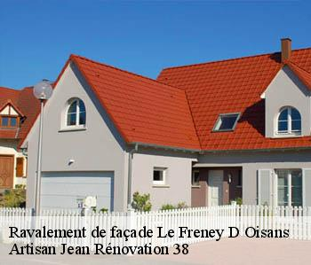 Ravalement de façade  le-freney-d-oisans-38142 JL Rénovation